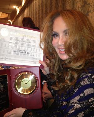 Pamela Geller 2013 Patriot Award 2