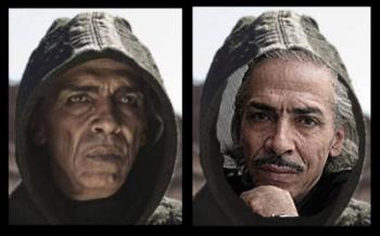 Mohamen Mehdi Ouzaani Looks Like Satan