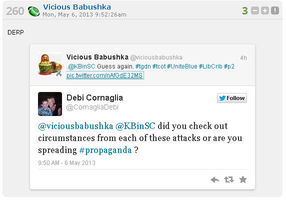 Vicious Babushka Propaganda 2
