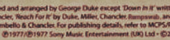 George Duke Album Blow Up