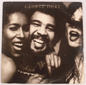 George Duke Album Cover Front