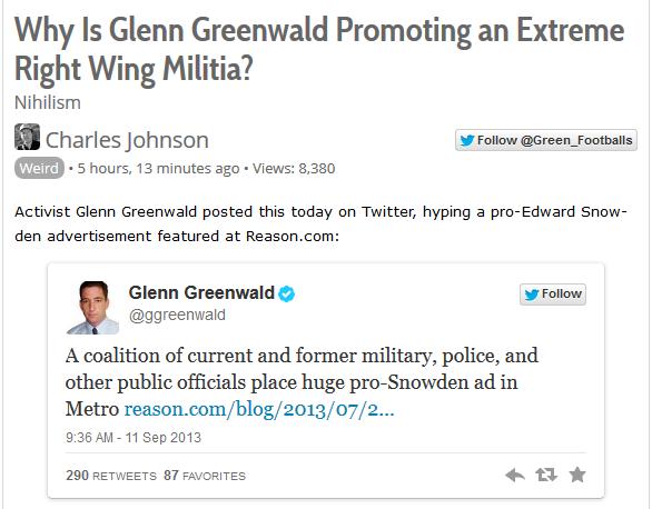 Greenwald-Oath