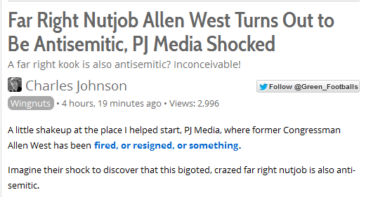 West antiSemite