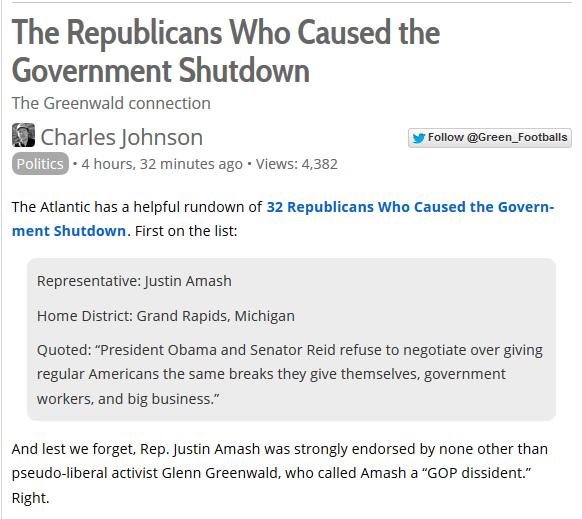 Greenwald-Shutdown