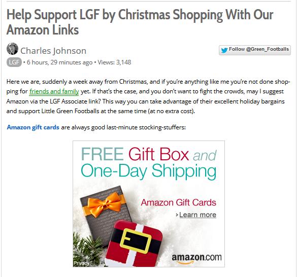 Amazon Christmas