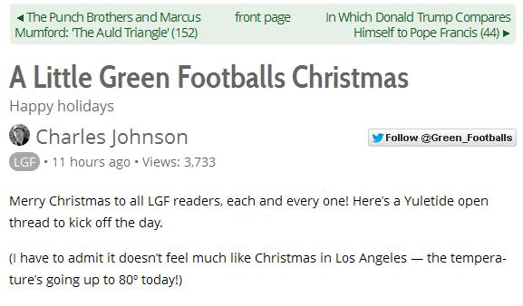 Charles Johnson Christmas 1