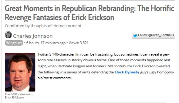 Evil Erik Erikson
