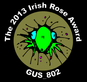2013 The Irish Rose Award