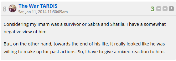 Sabra and Shatilla