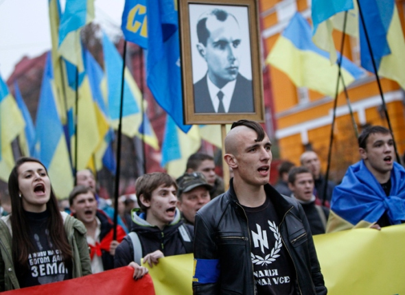 Svoboda Party Nazi
