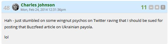 Ukranian Payola