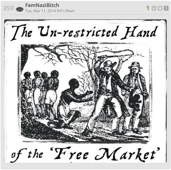 Free Market Slavery