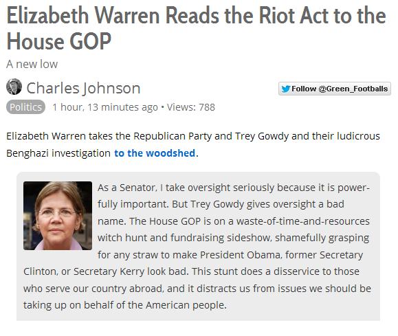 Elizabeth Warren 1