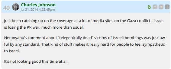 Israel Bad