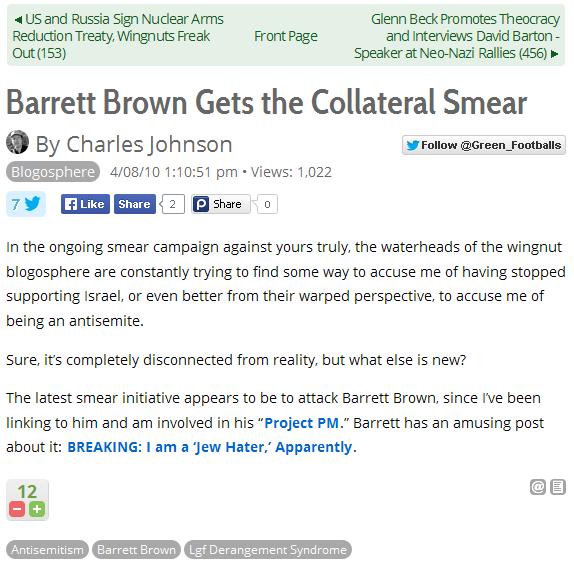 Barrett Brown & CJ