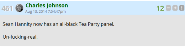 Black tea Party