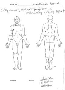 Ferguson Brown Autopsy 2