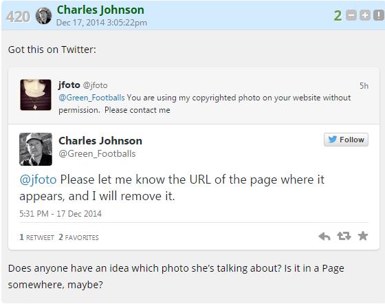 Charles threat
