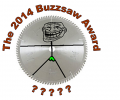The Buzzsaw Award 2014