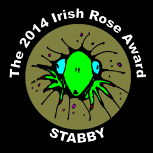 2014 Irish Rose Award