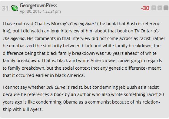 Bush is Racist3