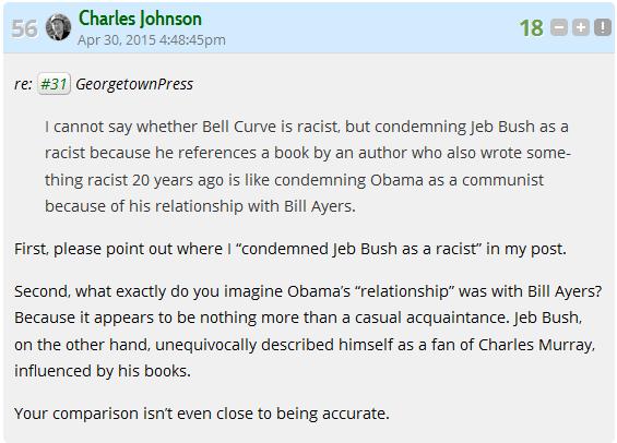 Bush is Racist4